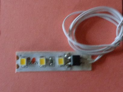 LED STRIP - 3 Light