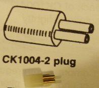 Hollow Tube Plug