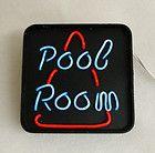 Pool Room Neon