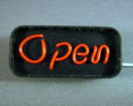 Open Neon Horizontal